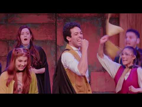 "Puffs: Filmed Live Off Broadway - ""Third or Nothing!"" Clip"