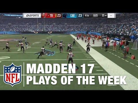 Best Madden 17 Fan Plays of the Week (3/24) | NFL