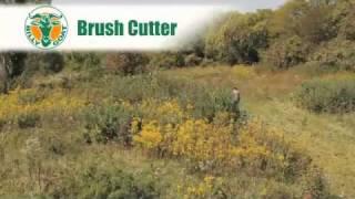 Walk Behind Bush Hog