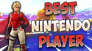 Fortnite Best Nintendo Switch Player 1220+ Wins!! (22 kill solo squad)
