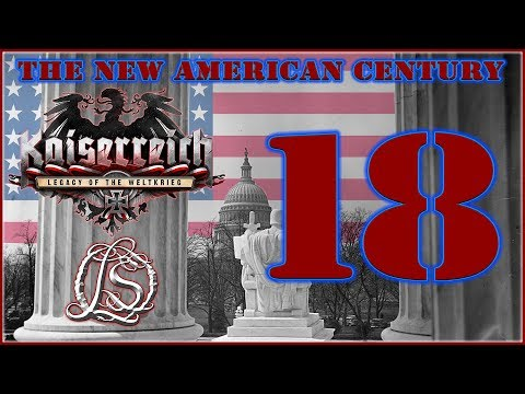 Hearts of Iron 4: KAISERREICH - The New American Century - 18