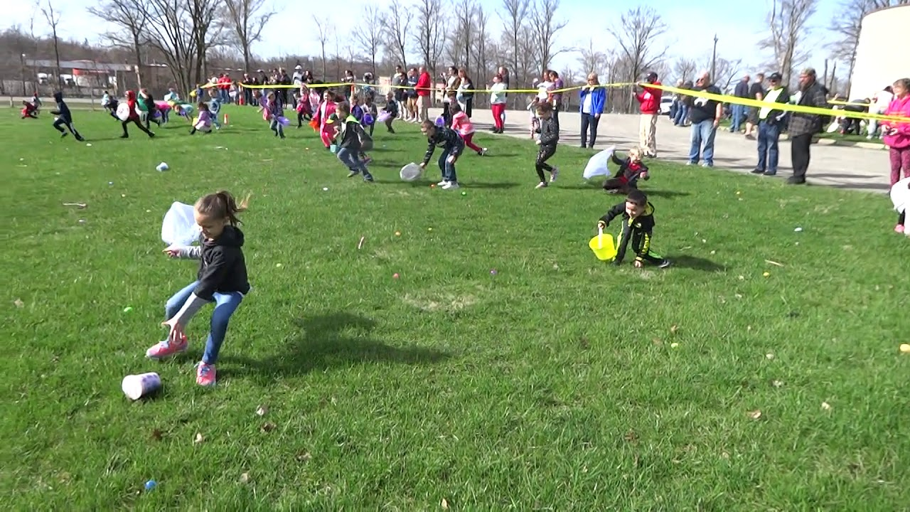 Brookfield Easter egg hunt 2019 | News On The Green