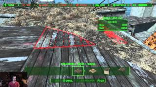Fallout 4 How to rebuild The Castle Walls