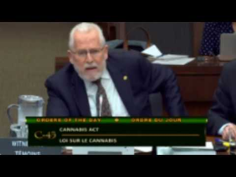 HESA Hearing Live Stream - Bill C-45, Cannabis Act - Day Three