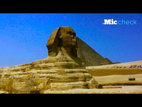 Here's what ancient Egypt can teach us about climate change | Mic Check