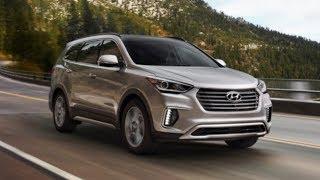 Hyundai Santa Fe 2018 Car Review