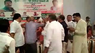 On Modi ji birthday Manoj Tiwari Ji in Buradi Delhi
