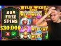 $30,000 Bonus Buy on Wild West Gold ⭐ (30K Bonus Buy Series #21)