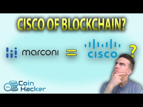 Marconi ICO Review | Cisco Of Blockchain? | Smart Packet Contracts | Anti-Phishing Blockchain