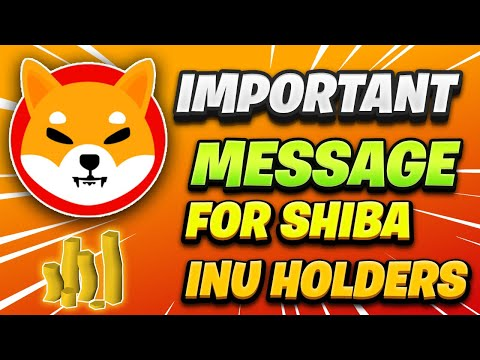 IF YOU BURY/STAKE SHIBA INU TOKEN YOU MUST WATCH THIS VIDEO! BIG THINGS COMING TO SHIB CRYPTO 🔥🔥🔥!