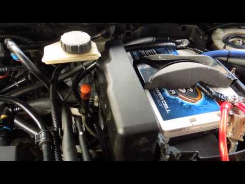 how to and why to ground your alternator