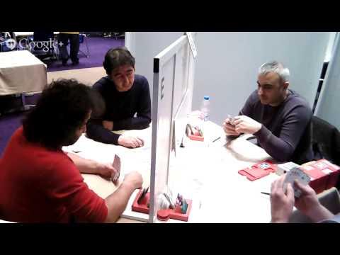Bulgarian Bridge Federation Group A 2015 Finals Sunday