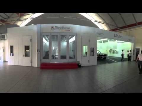 High Tech Center Blowtherm Youtube