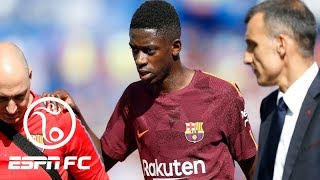 Is Barcelona in trouble without Ousmane Dembele? | ESPN FC