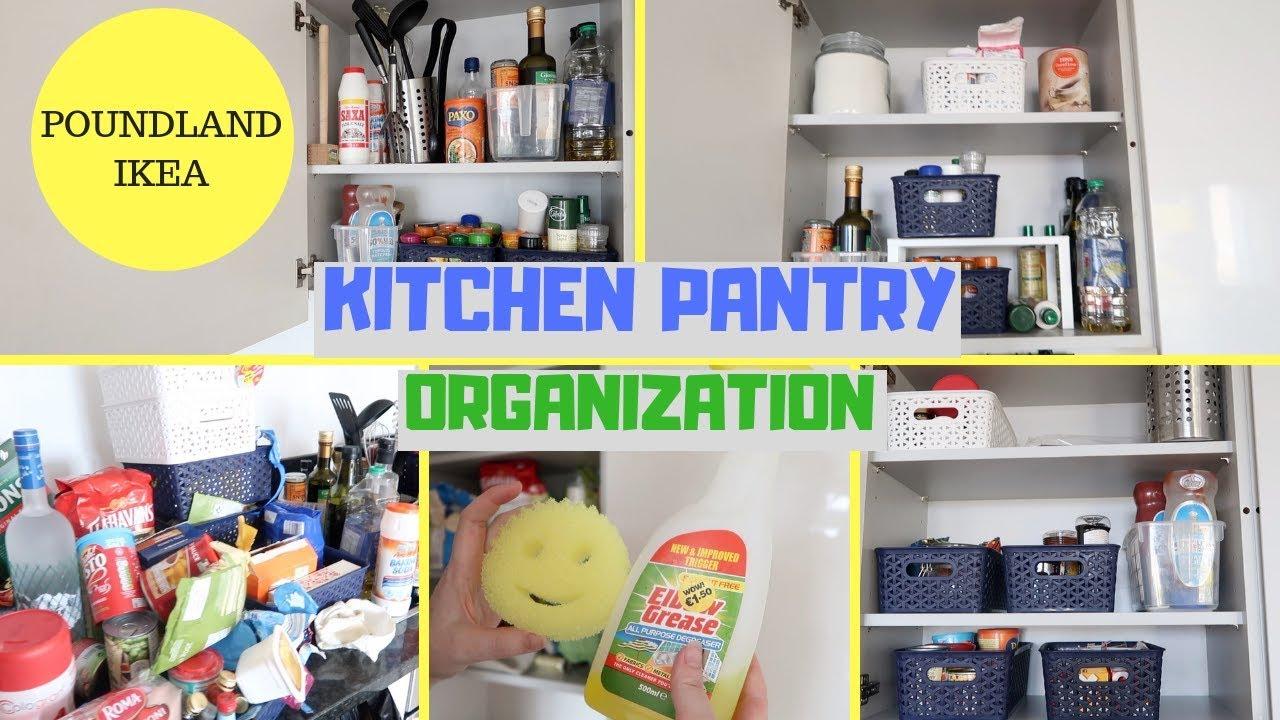 Kitchen Pantry Organization Poundland Ikea Kitchen Organise