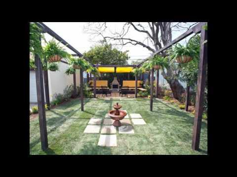 Decoraci�n de jardines ideas �nicas para decorar jardines