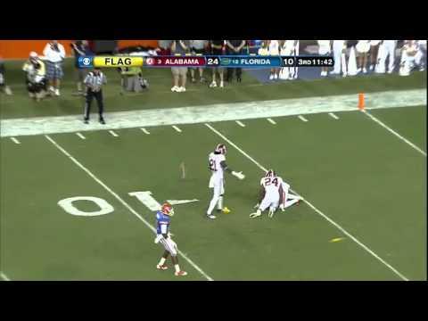 2011 #3 Alabama vs #12 Florida