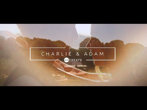 Charlie & Adam Wedding Film | Fforest