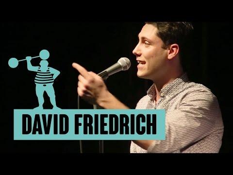 David Friedrich - Solange es in dir brennt