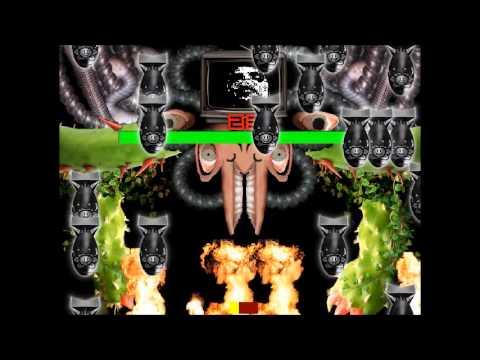 Undertale - Pacifist - Flowey fight - YouTube
