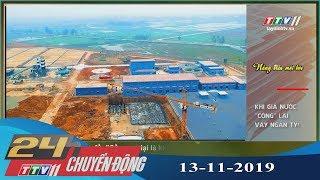 Tây Ninh TV | 24h Chuyển động 13-11-2019 | Tin tức ngày hôm nay.