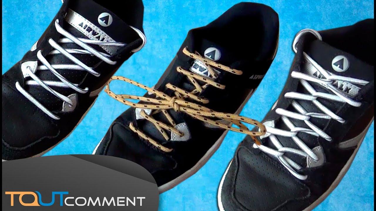 De Lacer Façons Chaussures Sport 3 Youtube Ses qpSMGUzV