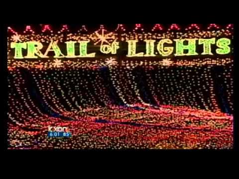 Zilker Park Christmas Lights