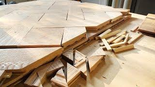 Designing Modern Parquet Floor Panels - Building a Better South Ep. 22