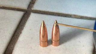Firearms Trivia - What are Remington Bronze Points?   FortuneCookie45LC