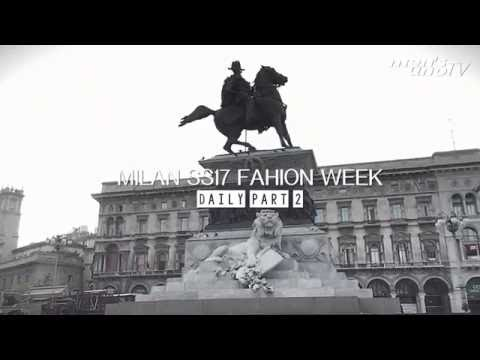 Men's Uno Malaysia | Milan Fashion Week SS17 Daily part 2