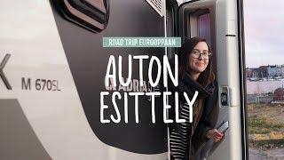 MATKAILUAUTON ESITTELY | ROAD TRIP EUROOPPAAN