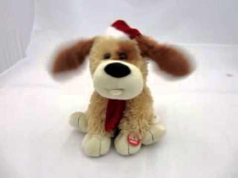 You Know You Make Me Wanna Shout Xmas Puppy Dog - YouTube