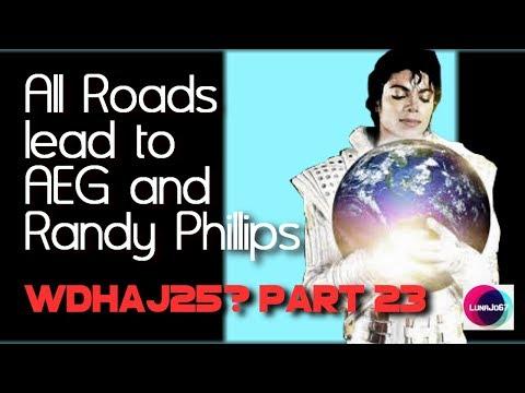 "Michael Jackson: What DID happen after June 25? Pt 23 ""Disney, Colony Capital & AEG"""