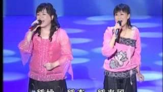 民歌三十-夢田-南方二重唱.AVI