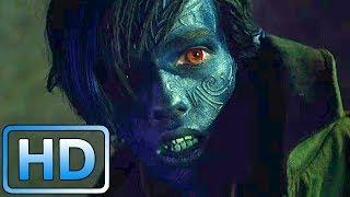 Ночной Змей против Ангела / Люди Икс: Апокалипсис (2016)