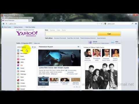 Terbaru! Cara Membuat Email di Yahoo.co.id