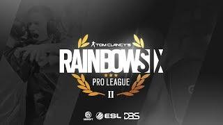 Rainbow 6 Pro League. ENCE eSports vs myRevenge | sno0ken Knows vs Supremacy