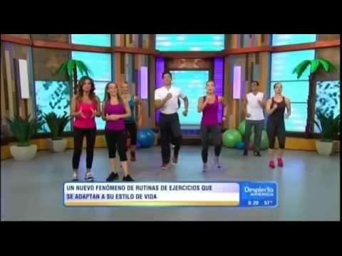 Bailando con el QICLUB de Kike Santander