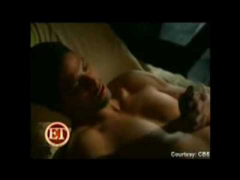 CSI: Miami Hip Hugger . Cal and Eric in bed