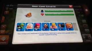 Clash of Clans: How to get a lot of Gold and Elixir Fast and Easy Over 500K
