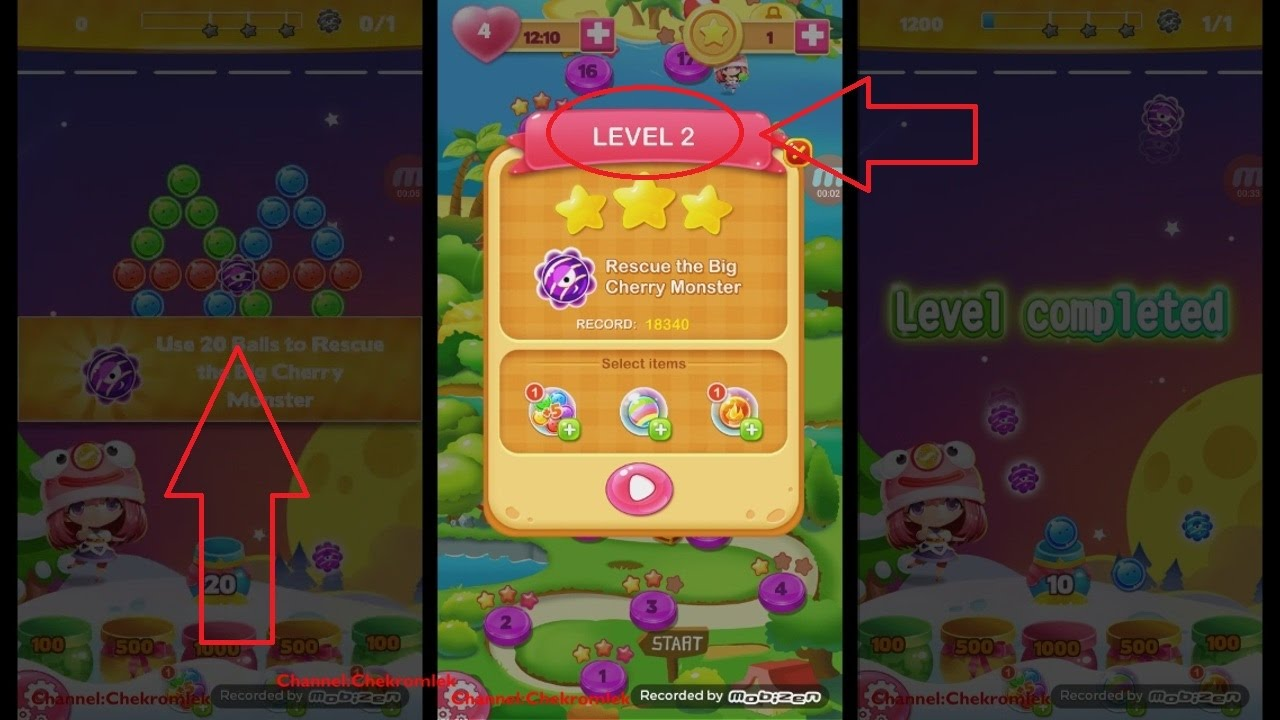 Bubble fruits game - Bubble Shooter Fruit Casino Games Completed Level 2