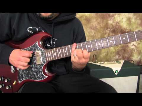 Papa Roach - Last Resort - Guitar Lesson - How to play Main Riff and Chords - Tutorial