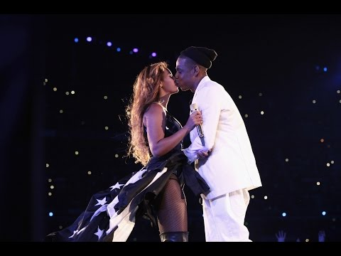Beyoncè & Jay Z´s CLOSING MESSAGE FULL SHOW LIVE IN PARIS 60fps
