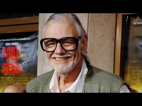 George Romero Passes Away At 77 - My Thoughts