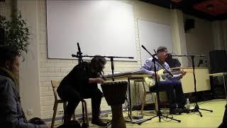 Mark Olson & Ingunn Ringvold live at Validi Karkia -klubi, Pori 7.2.2015