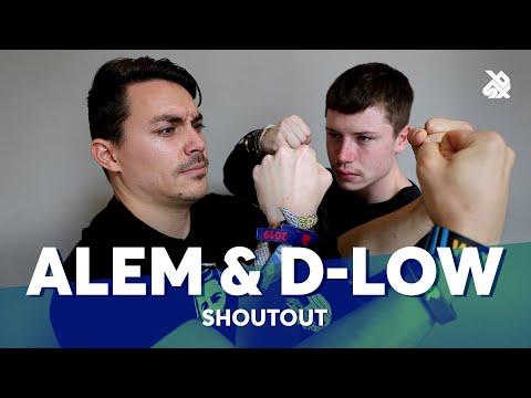 ALEM & D-LOW   It's Easy