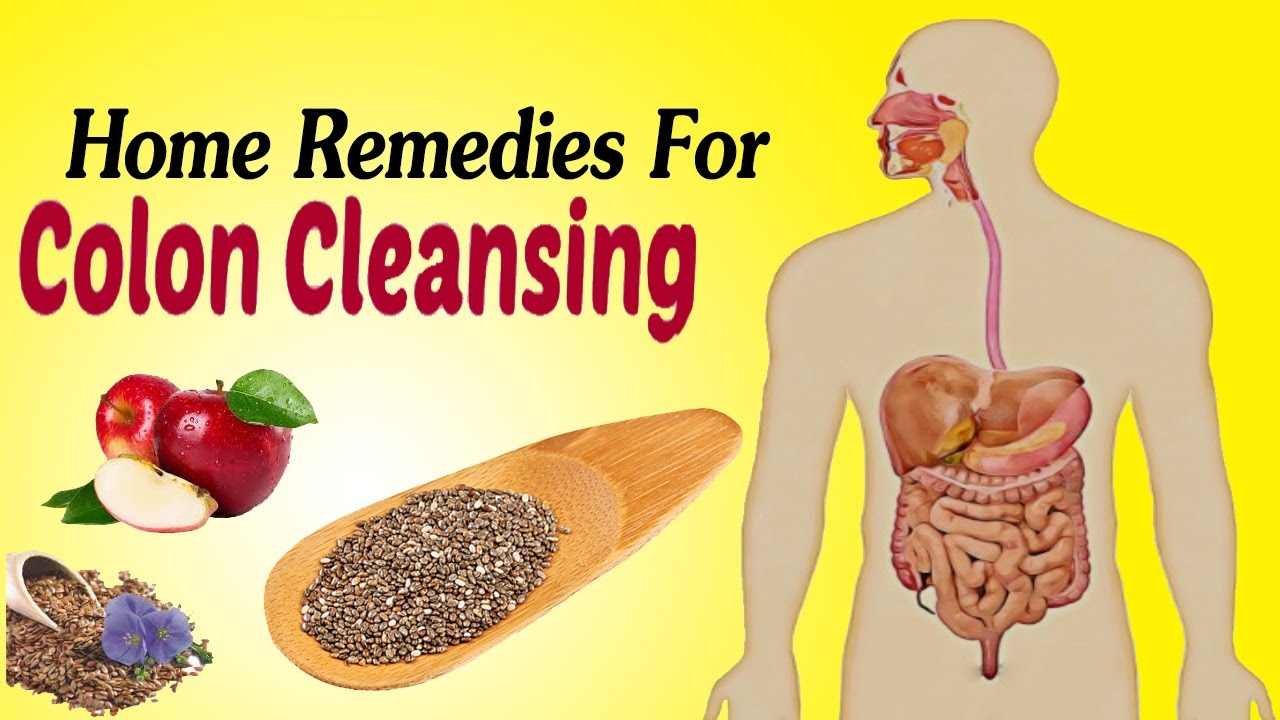 natural diy colon cleanse trick - how to cleanse your colon at home