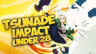 ** CAN I DO IT ? (TSUNADE RAID S RANK UNDER 28) **   ** Naruto Ultimate Ninja Blazing *