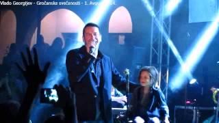 Vlado Georgiev - Do svitanja (Humanitarni koncert - Grocka)