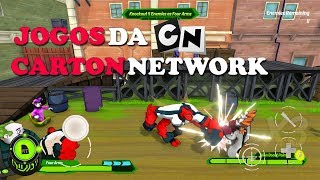 Le Top 10 des Jeux de Cartoon Network, le Android - 2017